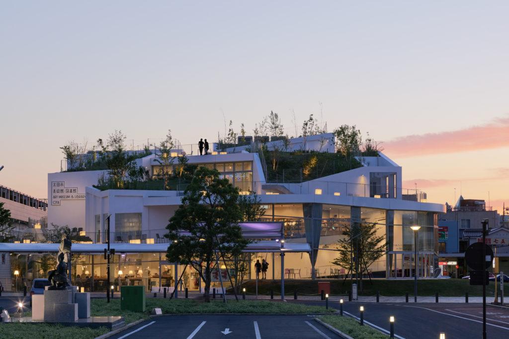 太田市美術館